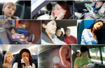 9 Bước chống lại cơn say xe đáng ghét