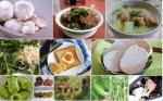 Lưu ý lựa chọn món ăn phù hợp để chống say