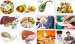 Đặc biệt chú ý những loại thực phẩm dành cho bệnh ung thư túi mật