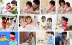 Giúp bố mẹ bảo vệ con trẻ trong mùa bệnh tay chân miệng