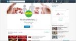 Tìm mua sản phẩm hỗ trợ sức khỏe, tin tức sức khỏe tại SucKhoeNhanh.com thông qua hệ thống Mạng Xã Hội
