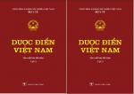 Download Dược Điển Việt Nam 5 PDF trọn bộ (tập 1, tập 2) miễn phí
