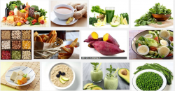 Bữa ăn với 10 loại thực phẩm ngừa ung thư buồng trứng