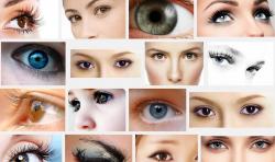 Đôi mắt long lanh chỉ sau 10 bài tập đơn giản