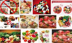 Lời khuyên cho chế độ dinh dưỡng của người cao huyết áp