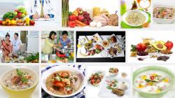 Chế độ dinh dưỡng tốt cho người bệnh ung thư ống hậu môn