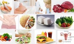 Giúp bạn xây dựng chế độ dinh dưỡng khoa học cho bệnh nhân u nang buồng trứng
