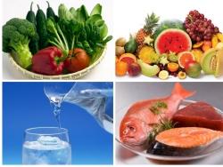 Dinh dưỡng cho bệnh nhân mắc phải bệnh suy giãm tĩnh mạch chân