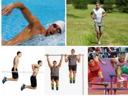 Trở thành người đàn ông thực thụ với 5 động tác thể dục cơ bản