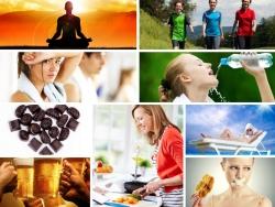 Bổ sung vào cuộc sống hằng ngày của bạn 12 thói quen tốt cho sức khỏe