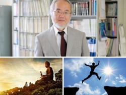 Ý niệm vô thường mang đến giải Nobel Y sinh học 2016 cho Yoshinori Oshumi
