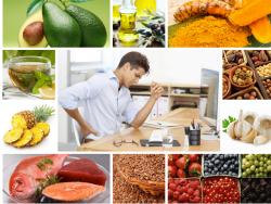 Bảo vệ sức khỏe dân văn phòng với 10 loại thực phẩm quen thuộc