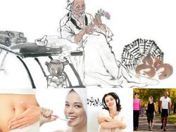 Học tập phương pháp dưỡng sinh sau khi ăn của danh y cổ đại