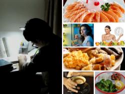 Cần có chế độ dinh dưỡng hợp lý nếu không muốn mắc bệnh vì làm việc khuya