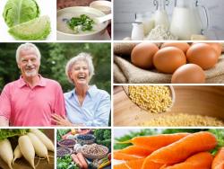 Muốn sống thọ hãy sử dụng 10 loại thực phẩm sau