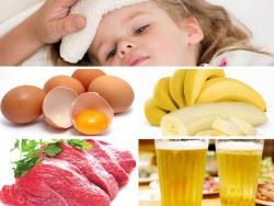 Sai lầm của nhiều người sử dụng thực phẩm không đúng khi mắc bệnh