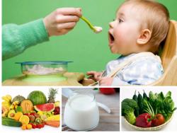 Chế độ dinh dưỡng cho trẻ mắc bệnh tay chân miệng