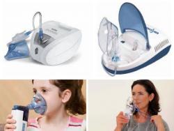 Những phương pháp cần áp dụng khi dùng máy xông mũi họng