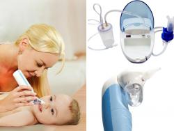 Đừng bỏ qua phương pháp chọn máy hút mũi phù hợp nhất cho gia đình