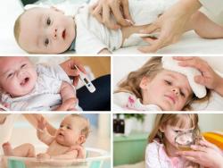 Đừng bỏ qua những cách hạ sốt an toàn cho trẻ nhà bạn