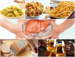 Cảnh báo - Top 10 thực phẩm chắc chắn gây ung thư gan