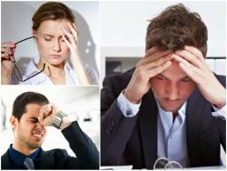 Thoát khỏi đau đầu chỉ trong 5 phút mà không cần uống thuốc