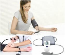 Cách đo huyết áp: sử dụng máy đo huyết áp cơ đúng cách