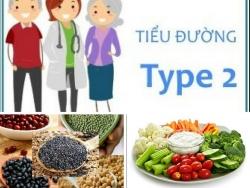 Tiểu đường tuýp 2 (type 2) nên ăn gì?