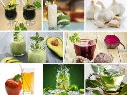 Giải độc gan trong tích tắc với 8 loại thức uống đơn giản