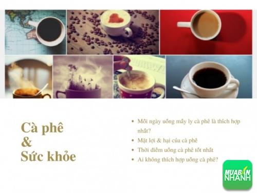 Cà phê - loại thức uống quen thuộc nhưng rất ít người biết lợi và hại của nó