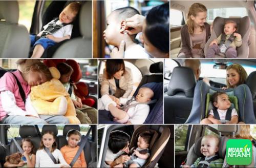 Trẻ say xe là trường hợp bố mẹ khá lo lắng