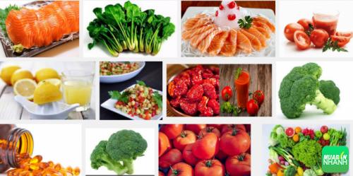 Thực phẩm đóng vai trò quan trọng trong việc giúp phòng ngừa ung thư vú