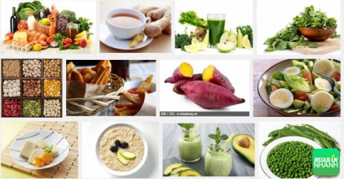 Lựa chọn những thực phẩm có tác dụng phòng chống ung thư buồng trứng