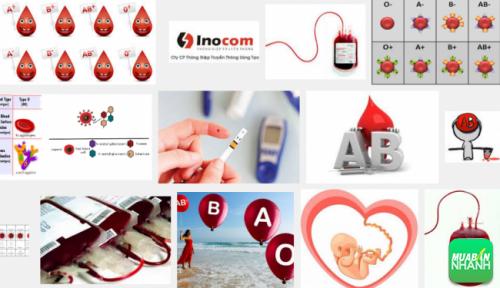 Những người nhóm máu Rh+ chiếm đa số (khoảng 86% dân số).