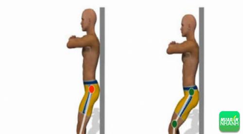 Động tác vận động cơ chân