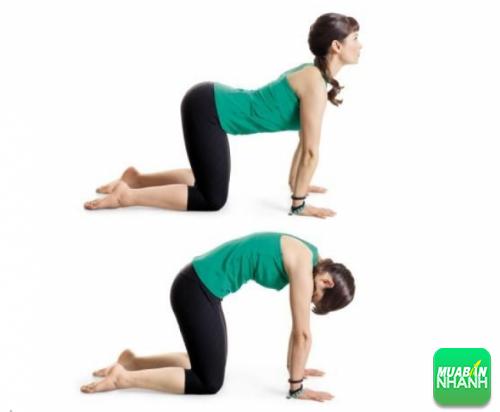 Động tác 3 bài tập luyện thon chân