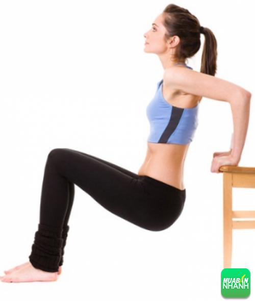 Tập luyện phần cơ cánh tay