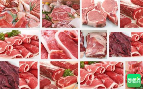 Sử dụng chất dinh dưỡng của thịt để ngừa bệnh