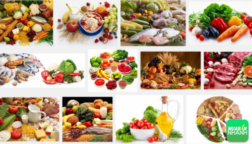Cung cấp đủ chất dinh dưỡng và hợp lý ngăn ngừa bệnh đau lưng