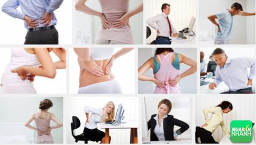 Đau lưng là căn bệnh phổ biến và thường gặp bất kì độ tuổi nào