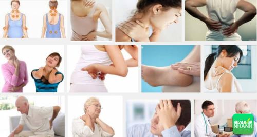Đau nhức toàn thân gây khó khăn cho người bệnh