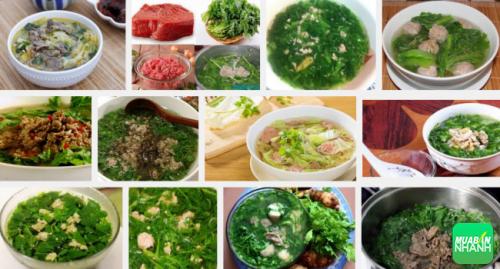 Thịt bò hầm rau cải giúp giảm đau cho người bệnh