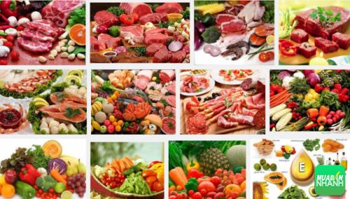 Quan tâm đến chế độ ăn uống để cung cấp dinh dưỡng cho xương