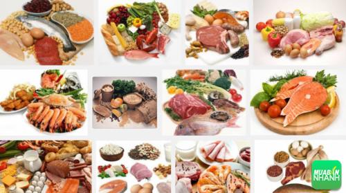 Cung cấp thực phẩm bổ sung dinh dưỡng chóng lành phần xương gãy