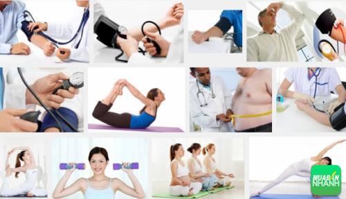 giảm cao huyết áp bằng bài tập đơn giản