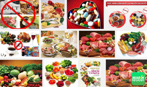 Lời khuyên cho chế độ dinh dưỡng của người cao huyết áp, 106, Phương Thảo, Cẩm Nang Sức Khỏe, 27/09/2016 11:41:51