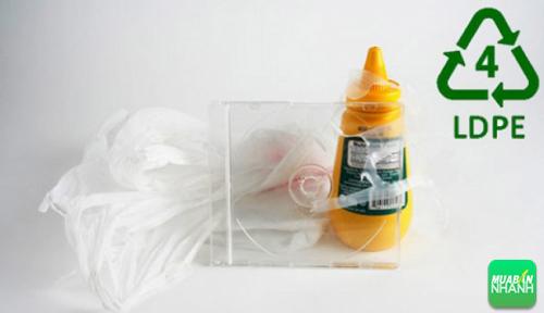 Loại nhựa này gây ảnh hưởng trực tiếp đến sức khỏe