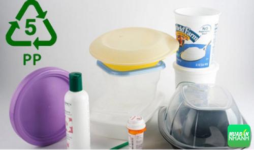 Đây là loại nhựa an toàn nên sử dụng nếu cần thiết
