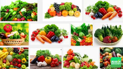 Là đất nước nông nghiệp nhưng hơn 57% người Việt ăn ít rau, hoa quả.