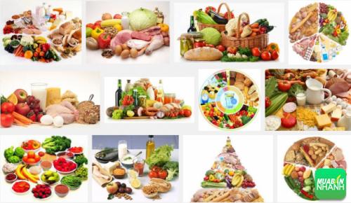 Dinh dưỡng giúp khắc phục tình trạng sức khỏe của người bệnh
